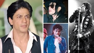LOL! SRK Is Called Michael Jackson By His Assistants