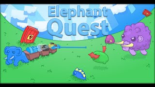 Elephant Quest Game Walkthrough