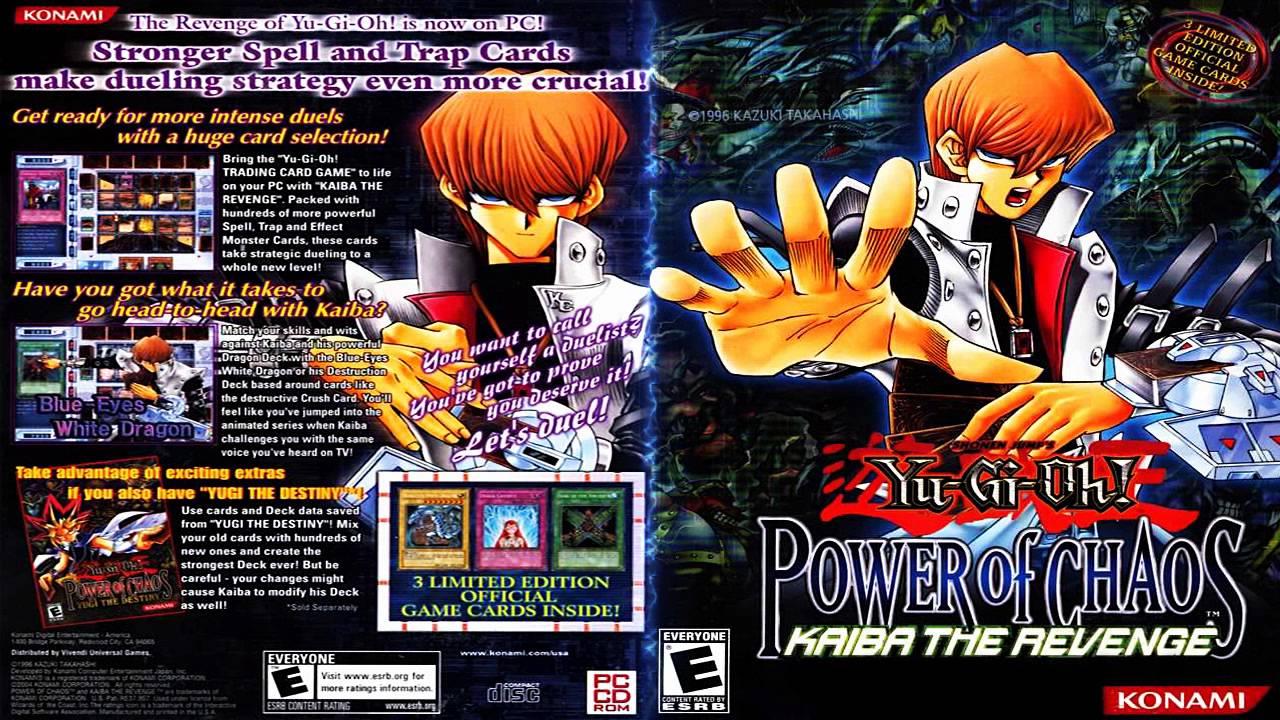 [يوكاجو] يقدم تحميل الّلعبة القديمة إنتقام كايبا Yu-Gi-Oh! Power of Chaos - Kaiba The Revenge   Maxresdefault