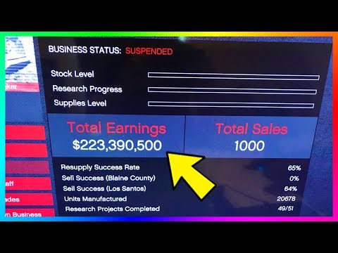 """GTA Online SOLO """"Lone Wolf"""" Money Making Guide - 11 Tricks To Make The Most Money Possible SOLO!"""