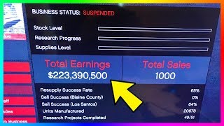 "GTA Online SOLO ""Lone Wolf"" Money Making Guide - 11 Tricks To Make The Most Money Possible SOLO!"