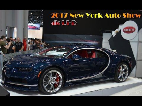 2017 NY AUTO SHOW 4k GOPRO4 New York