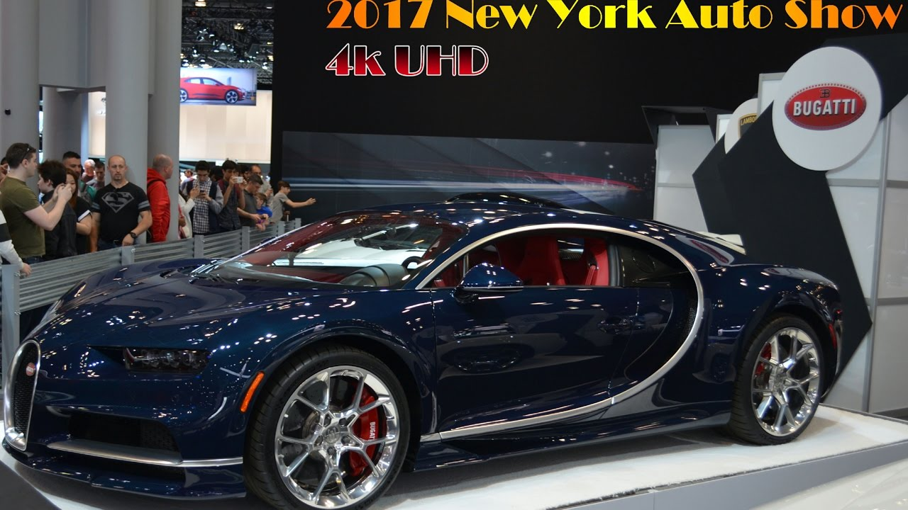 NY AUTO SHOW K GOPRO New York YouTube - When is the car show