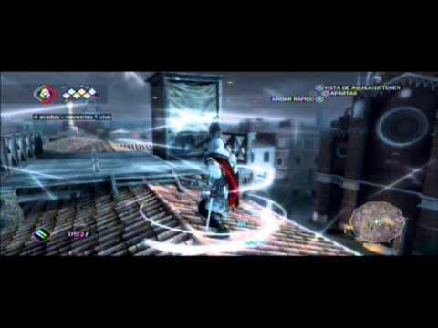 assassins creed 2 ps3 gameplay  español