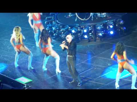 Pitbull Live Toyota Center