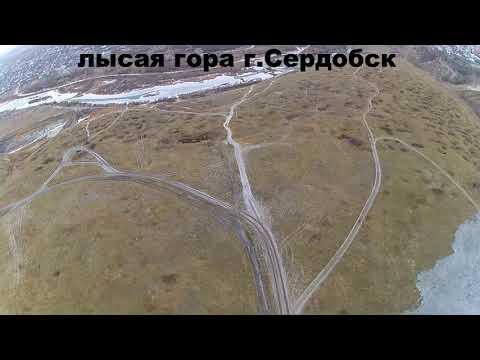 Сердобск. Над лысой горой. Высота 90 метров