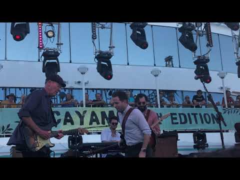 Lenny Goldsmith and Dawes--634.5789 (Wilson Pickett cover)--Cayamo 12th Edition--2.15.19