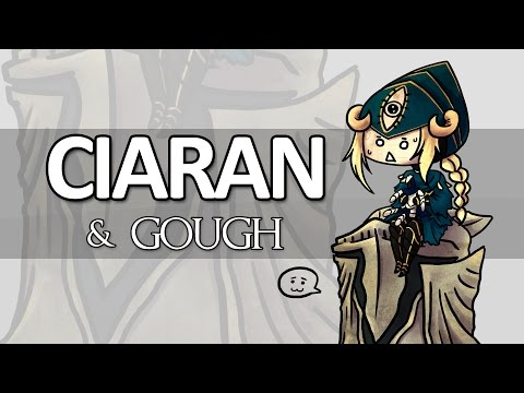 Dark Souls Lore - Ciaran & Gough