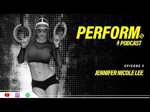 PERFORM Podcast E02 – Jennifer Nicole Lee
