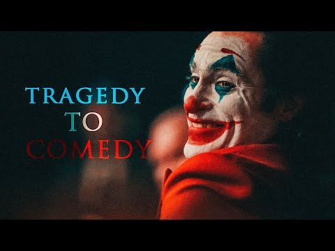 Joker, Tragedy to Comedy