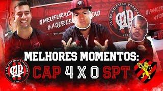CAP 4x0 SPT - Melhores Momentos #AlertaFuracão