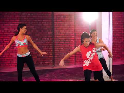 Lucy Mecklenburgh - Workout BODY/WORKS by ellesse italia
