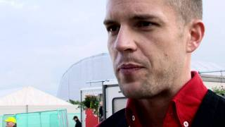 Brandon Flowers On The Killers' Future