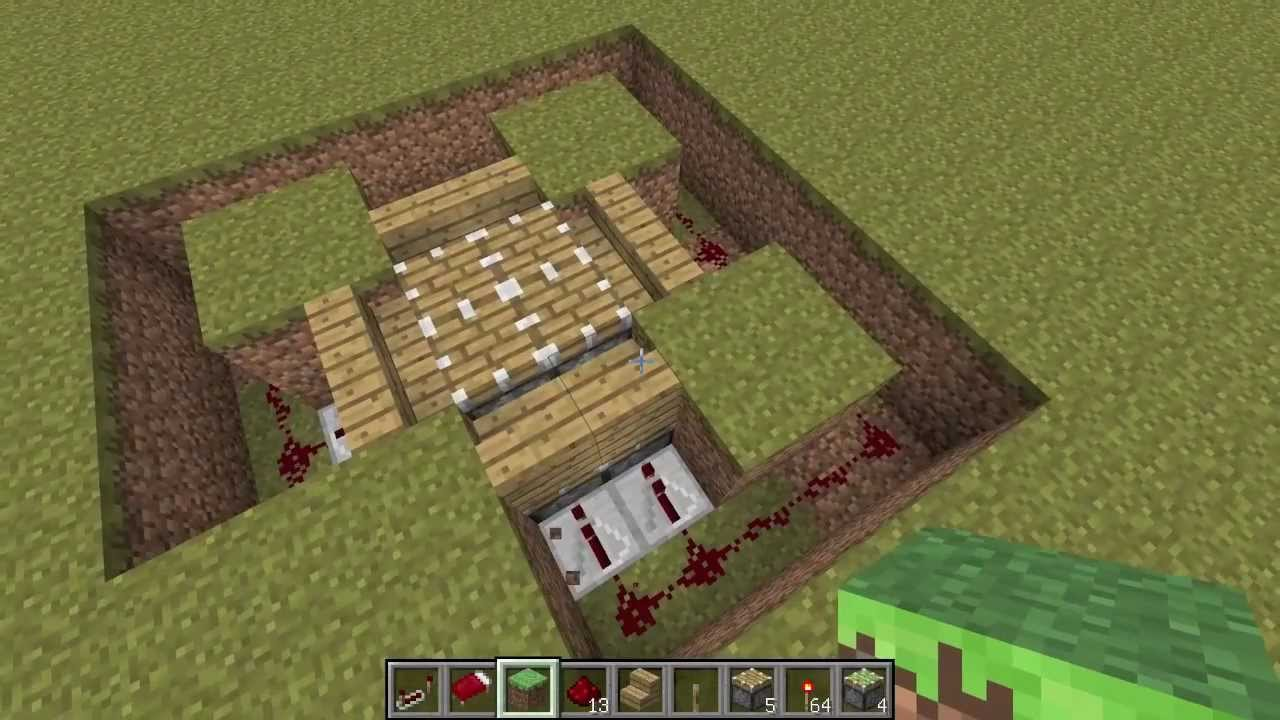 tuto minecraft table qui monte et qui descend youtube. Black Bedroom Furniture Sets. Home Design Ideas