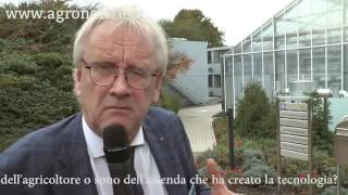 Precision farming, la situazione europea
