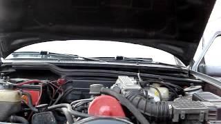 Ford Sierra 2.0 ohc EFI(Ford Sierra 2.0 ohc EFI with 2.9 pistons., 2012-08-21T14:38:56.000Z)