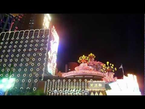 Crazy Casino Lights @ Macau, SAR China (2010)