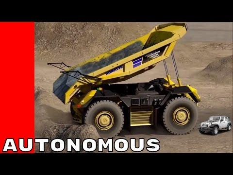 Komatsu Autonomous Dump Truck