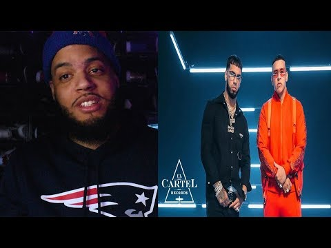 [Reaccion] Daddy Yankee & Anuel AA - Adictiva Video Oficial - JayCee!