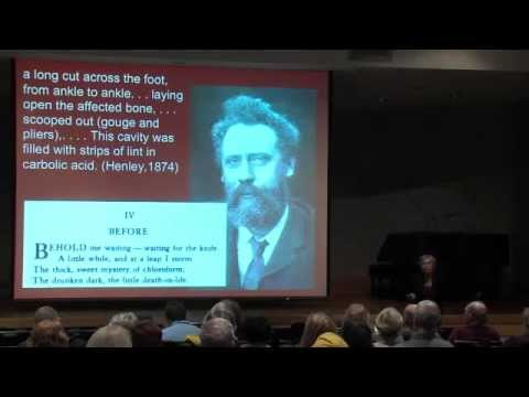 Caroline McCracken-Flesher at Saturday U: Jekyll and Hyde: Science and Scandal