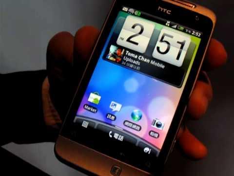 HTC Salsa Facebook 功能介紹(廣東話)