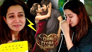 Pyaar Prema Kaadhal Public Review | Harish Kalyan, Yuvan | Raiza in FULL TEARS after Huge Response!