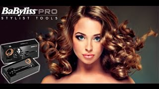 BaByliss   Применение.- Babyliss Perfect curl - Инструкция
