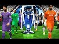 PES 2017 UEFA Champions League Final JUVENTUS vs REAL MADRID Full Match Penalty Shootout