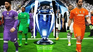 Video PES 2017 | UEFA Champions League Final | JUVENTUS vs REAL MADRID | Full Match & Penalty Shootout download MP3, 3GP, MP4, WEBM, AVI, FLV September 2017