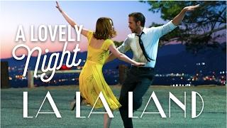 a lovely night dance from la la land lyrics english and spanish   ryan gosling emma stone