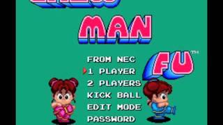 Chew Man Fu (TG16) - Main BGM
