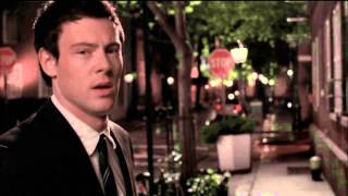 Rachel & Finn from Glee-A tribute to Cory Monteith-We've Got Tonite from Glee
