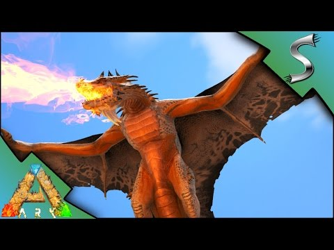 HATCHING OUR FIRE WYVERN! POST FLIER NERF WYVERNS TEST - Ark: Scorched Earth [Gameplay S2E13]