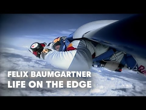 Life on the Edge - Felix Baumgartner - Red Bull Stratos 2012