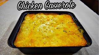 Chicken Casserole - Recipe | Snack | Without Oven