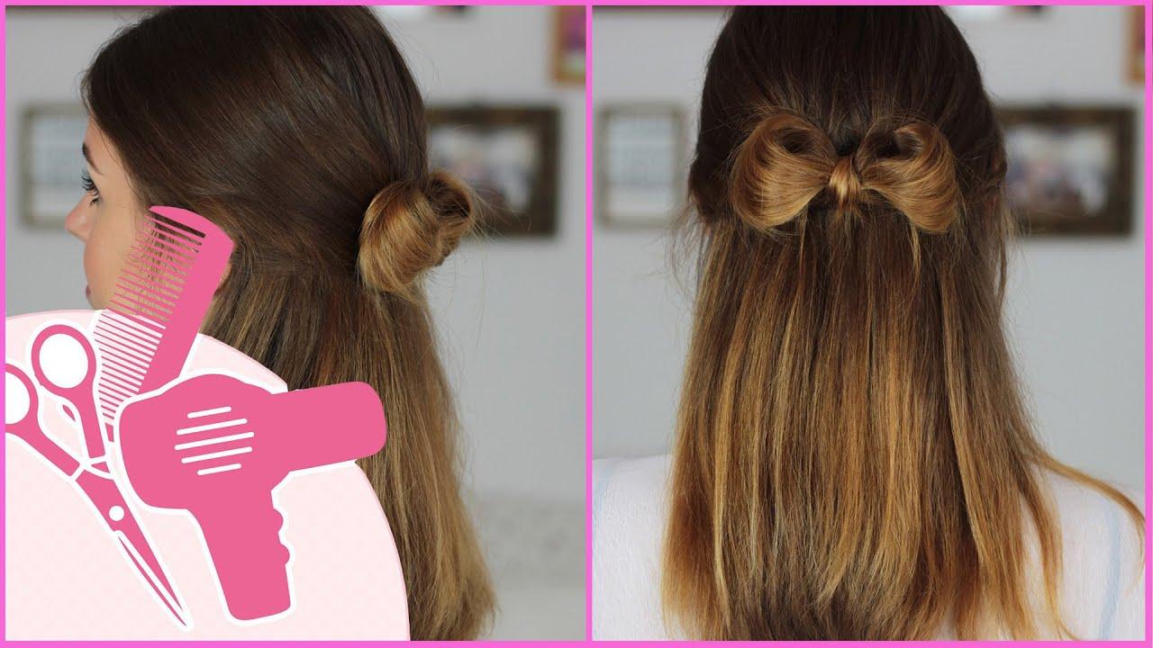 Schleifenfrisur Hairbst