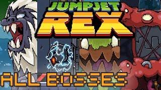 JumpJet Rex - QuickMash BossBonanza!