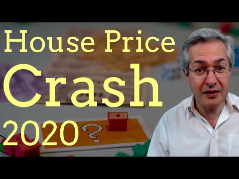 Will The Housing Market Crash? - UK Property Market 2020