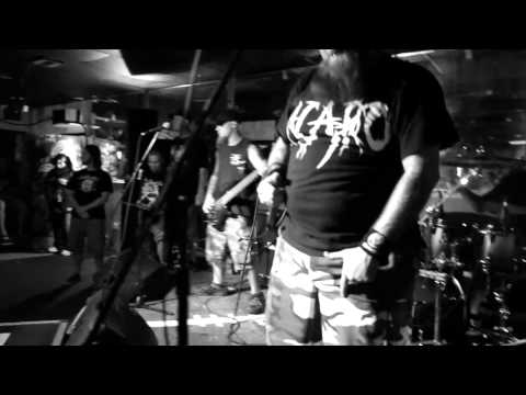 Full Blown Chaos Live at Champs Bar & Grill Trenton New Jersey 9- 1- 13  (HD)