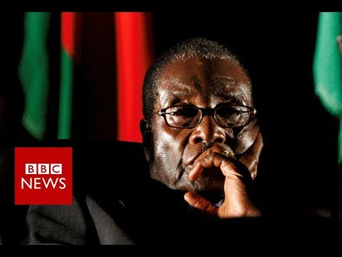 Mugabe: From war hero to president of Zimbabwe - BBC News