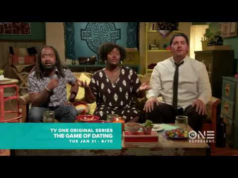 The Game of Dating Premieres January 31 87c!