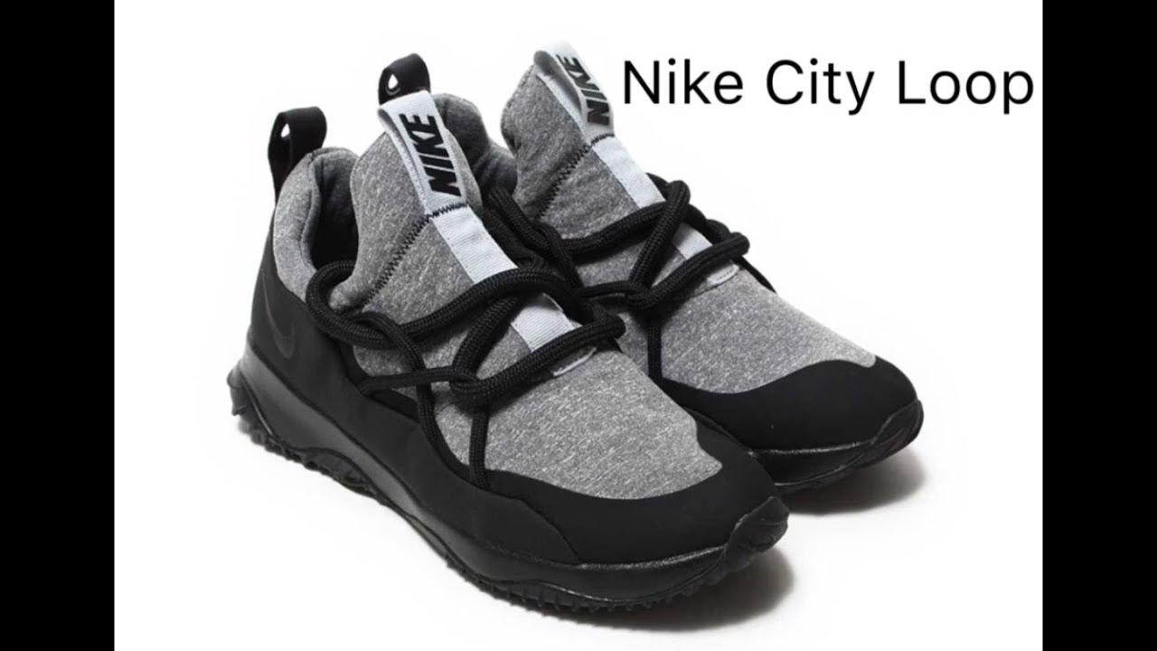 53f73ad5ac3 Nike s making Tech Fleece shoes  - YouTube