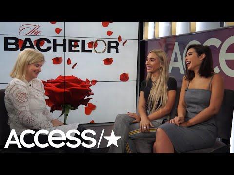 'The Bachelor': Ashley Iaconetti & Lauren Iaconetti On Bekah Martinez's Age | Access