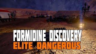 Elite Dangerous - Fear the Formidine - Alpha Base Located