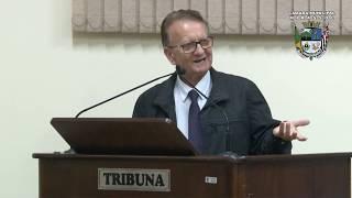27ª Sessão Ordinária - Vereador Vanderlei Pinatto