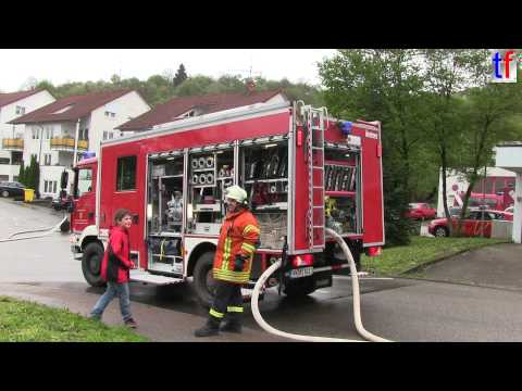Große JF-Übung / Big Junior Fire Department Drill, Grundschu