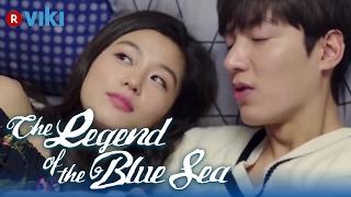 Video [Eng Sub] The Legend Of The Blue Sea - EP 15   Lee Min Ho & Jun Ji Hyun in Bed Together download MP3, 3GP, MP4, WEBM, AVI, FLV Maret 2018