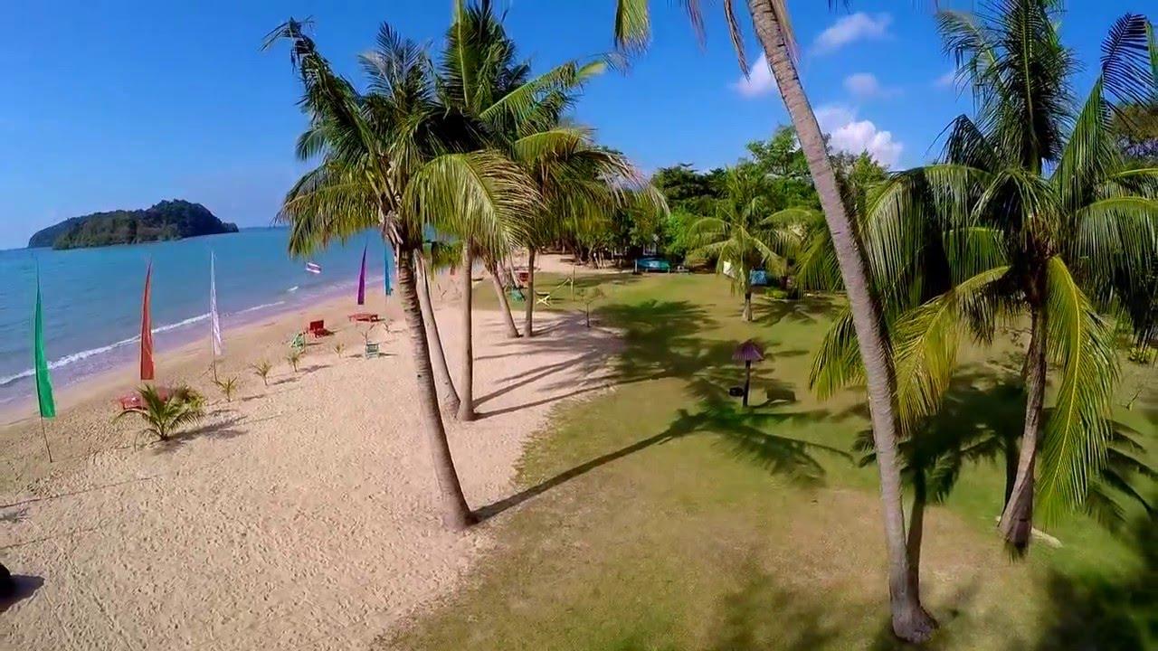 Koh Mak The Relax Holiday Beach Resort Pom Training Disc Golf