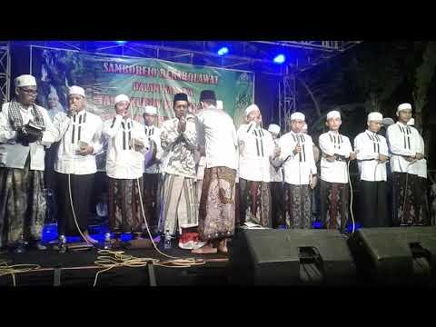 Mahallul Qiyam Al-Munsyidin Live Pernikahan Faruq Amin(AM)