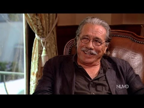 Edward James Olmos on Becoming An Actor  Mario Lopez: One On One